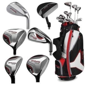 multiple golf clubs by strata