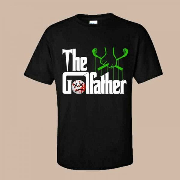 The Golfather Tees