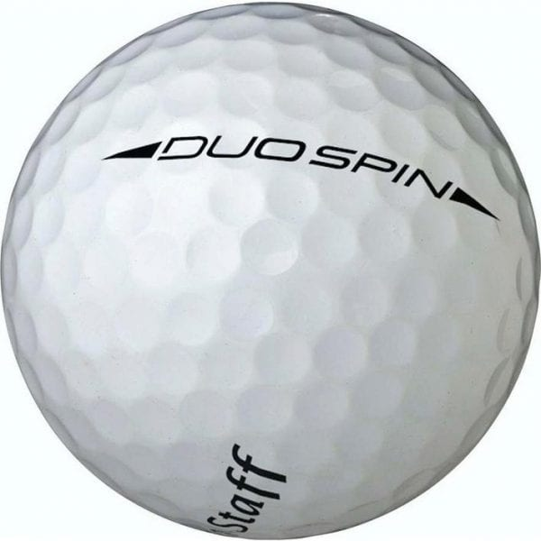 duo spin Golf Ball