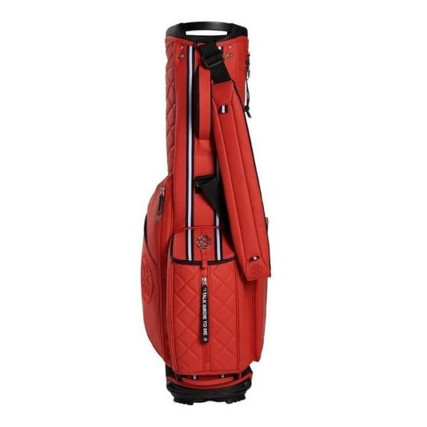 Red Daytona Stand Bag