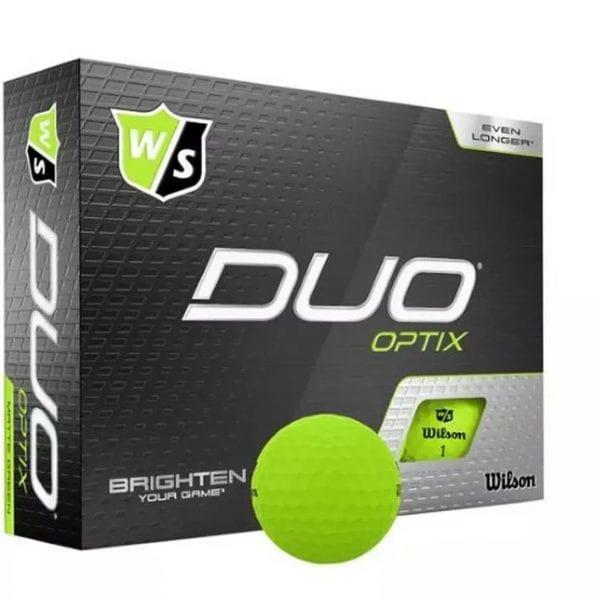Duo Optix Golf Balls