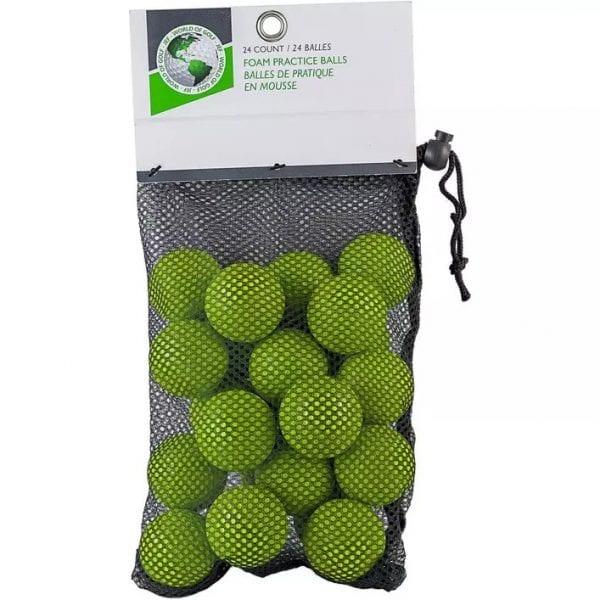 Foam Practice Balls