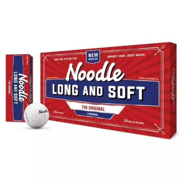 Noodle Long & Soft Golf Balls
