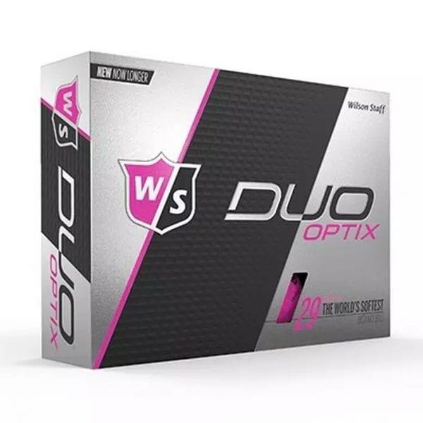 DUO Soft Optix Golf Ball