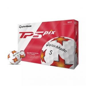 Prior Generation TP5 piX Golf Balls