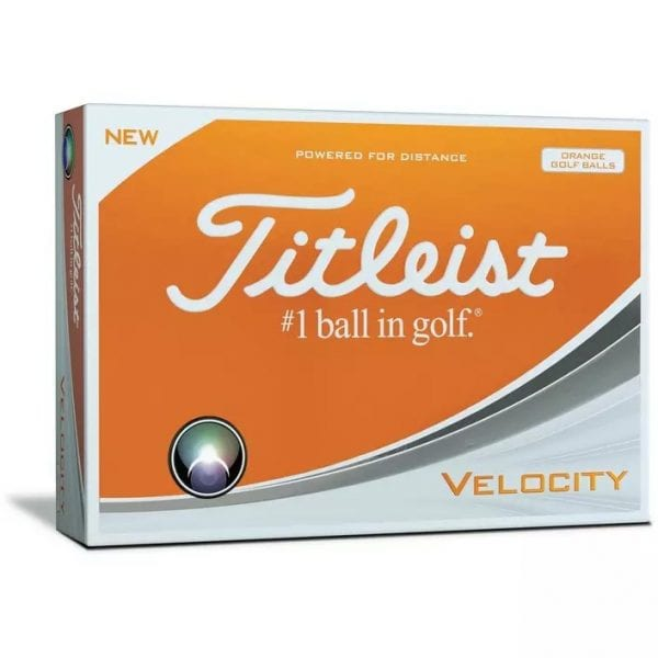 Titleist® Velocity Golf Balls