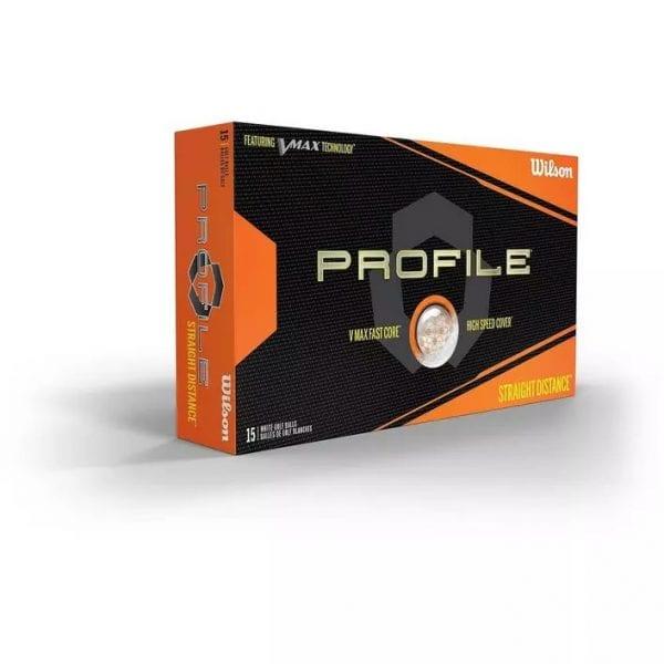Profile V-Max Golf Balls 15PK