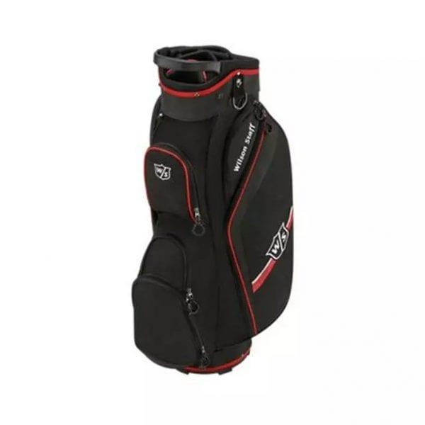 Cart Golf Bag, Wilson Staff Golf Cart Bag.