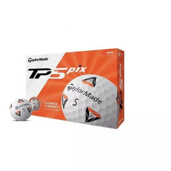 TP5 Pix 2.0 Golf Balls