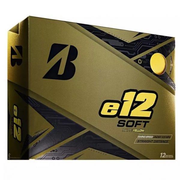 e12-Soft-Golf-Balls