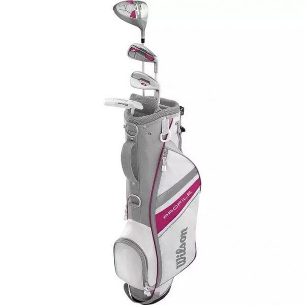 Complete Junior Golf Set,Wilson Golf Set,Complete Golf Club Sets
