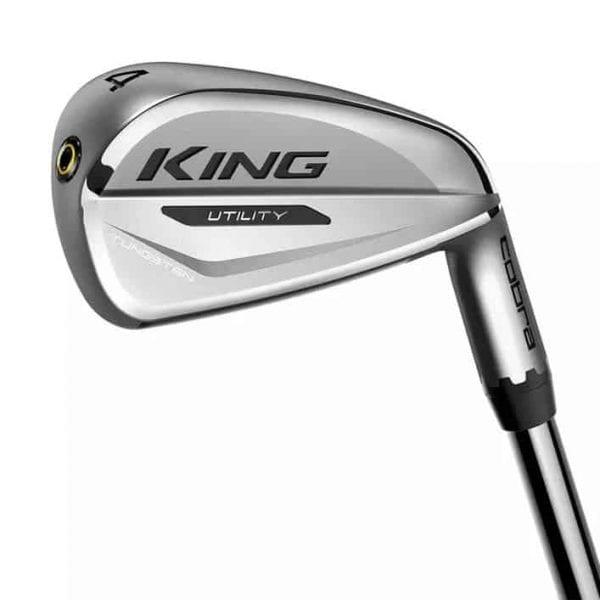 King Utility Iron With Graphite