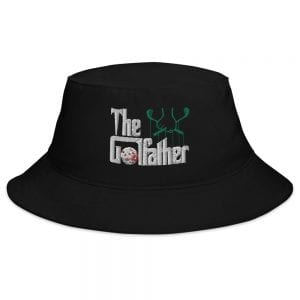 The Golfather Bucket Hat
