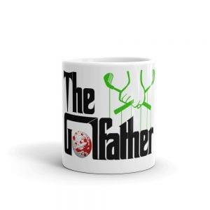 The Golfather Mug