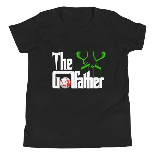 The Golfather Unisex Lightweight T-Shirt