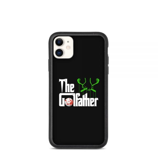 The Golfather Phone Case