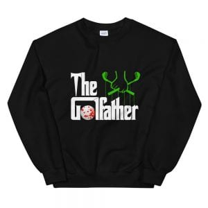 The Golfather Unisex Sweatshirt