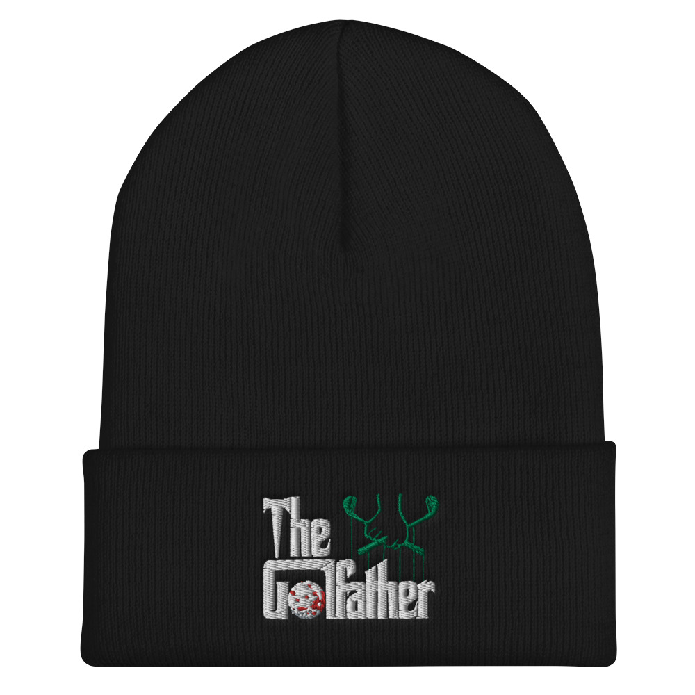 The Golfather Beanie