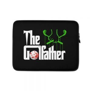 The Golfather Laptop Sleeve
