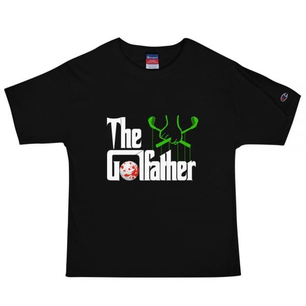 The Golfather Unisex T-Shirt