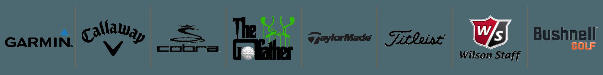 Golfather Brand Logos