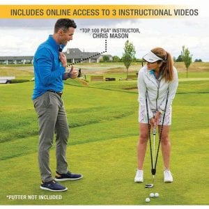 Tpm Golf Putting Swing Trainer 5