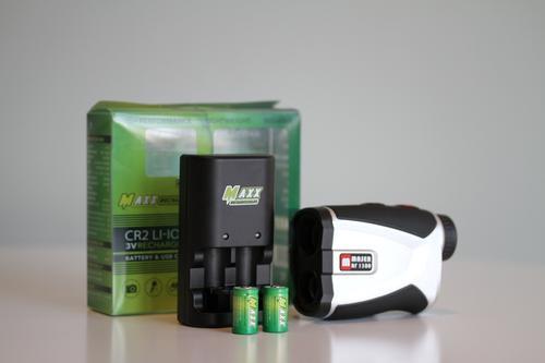 Maser Laser Range Finder