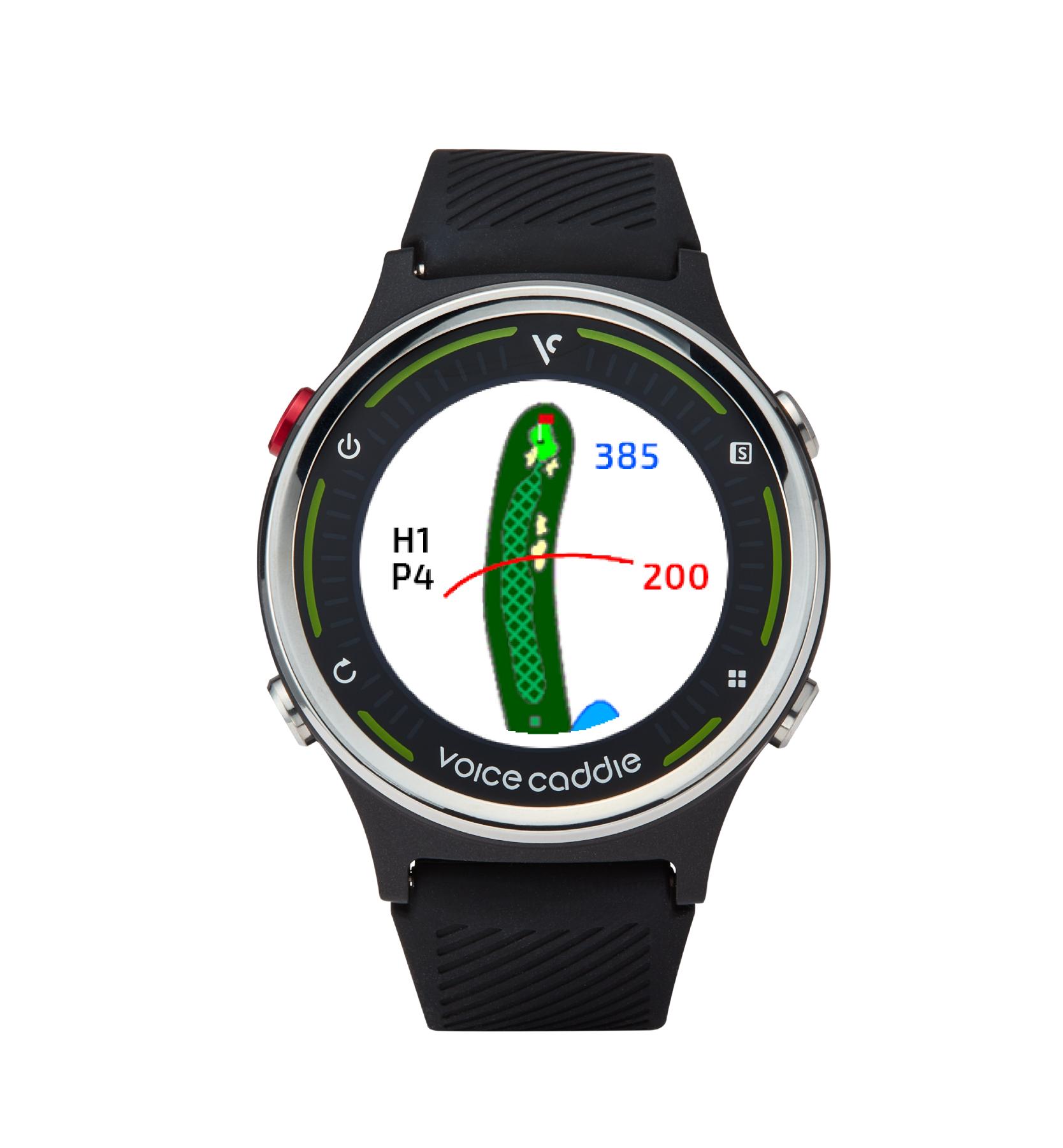 G1 Golf GPS Watch W/ Green Undulation And Slope